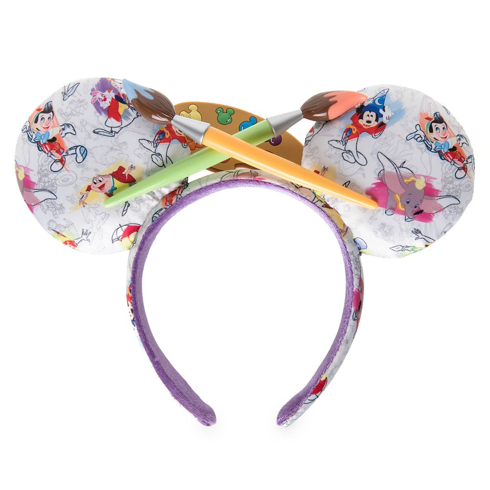Disney Ink & Paint Ear Headband for Adults