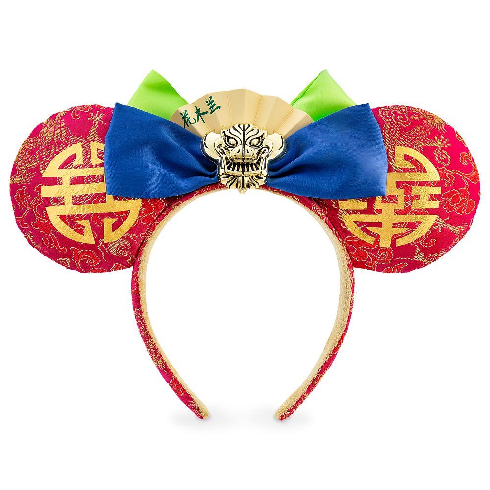 Mulan Ear Headband
