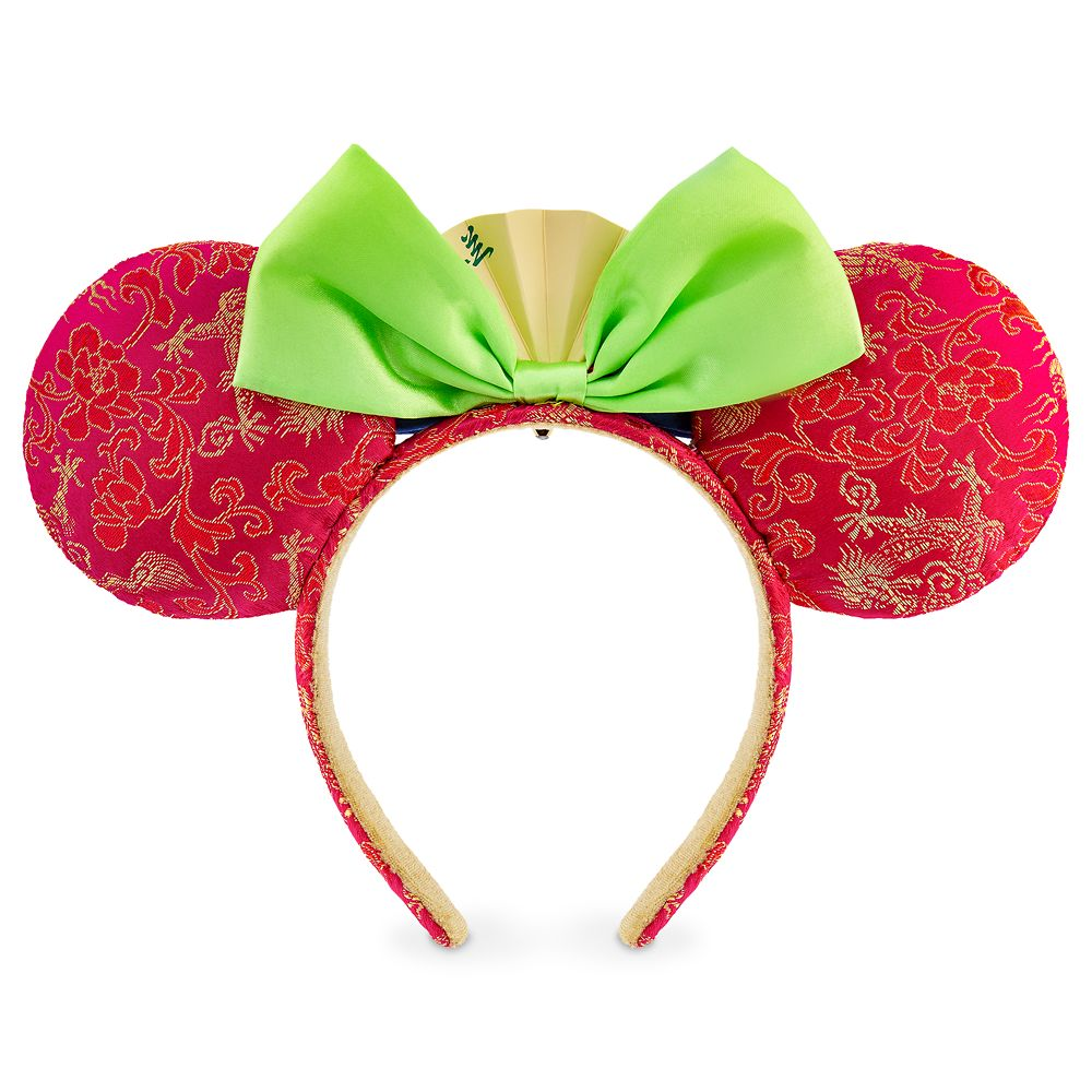 Mulan Ear Headband