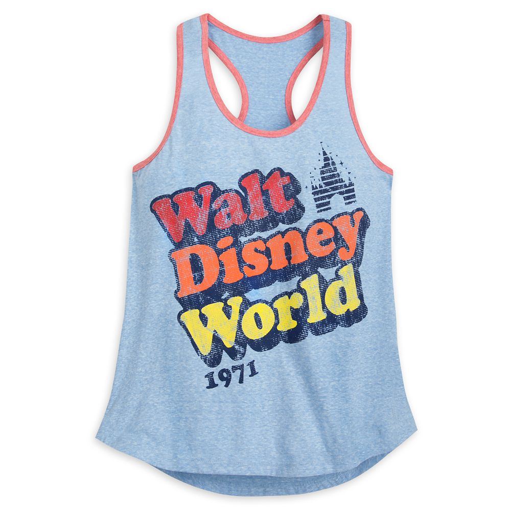 Walt Disney World Racerback Tank Top for Women