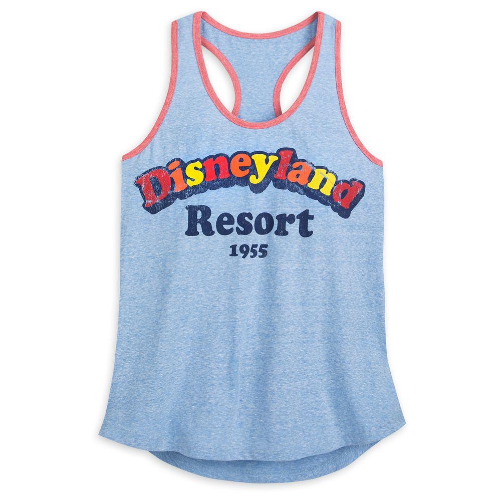 Disneyland Tank Top for Women