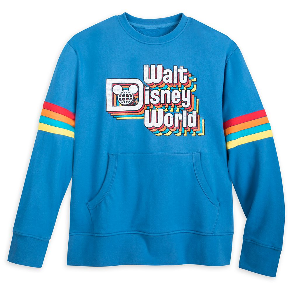 Walt Disney World Fleece Pullover for Men