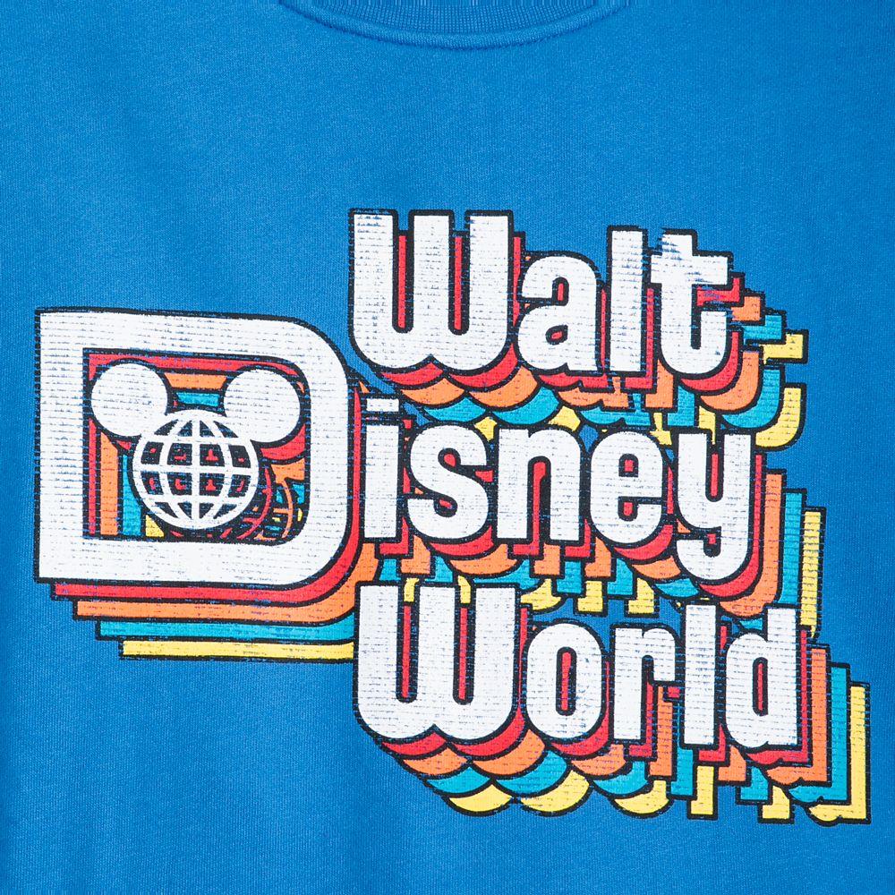 Walt Disney World Fleece Pullover for Men