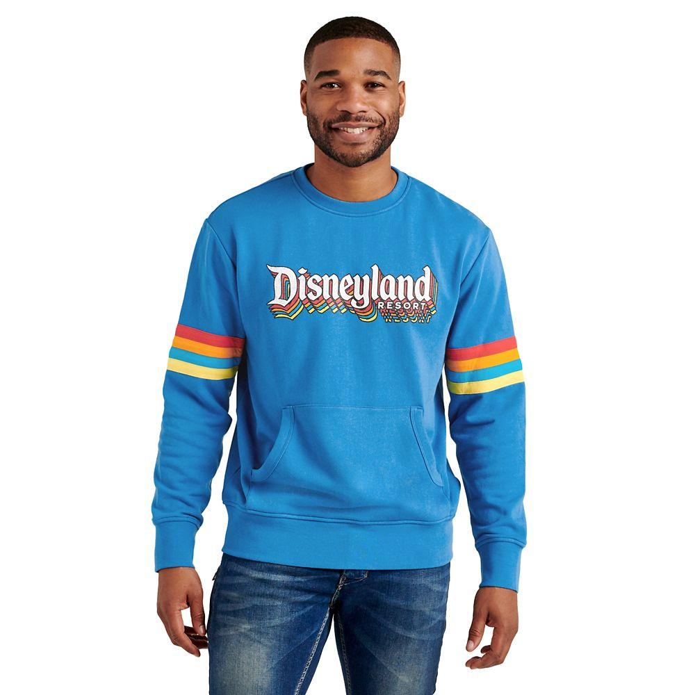 Disneyland Fleece Pullover for Men