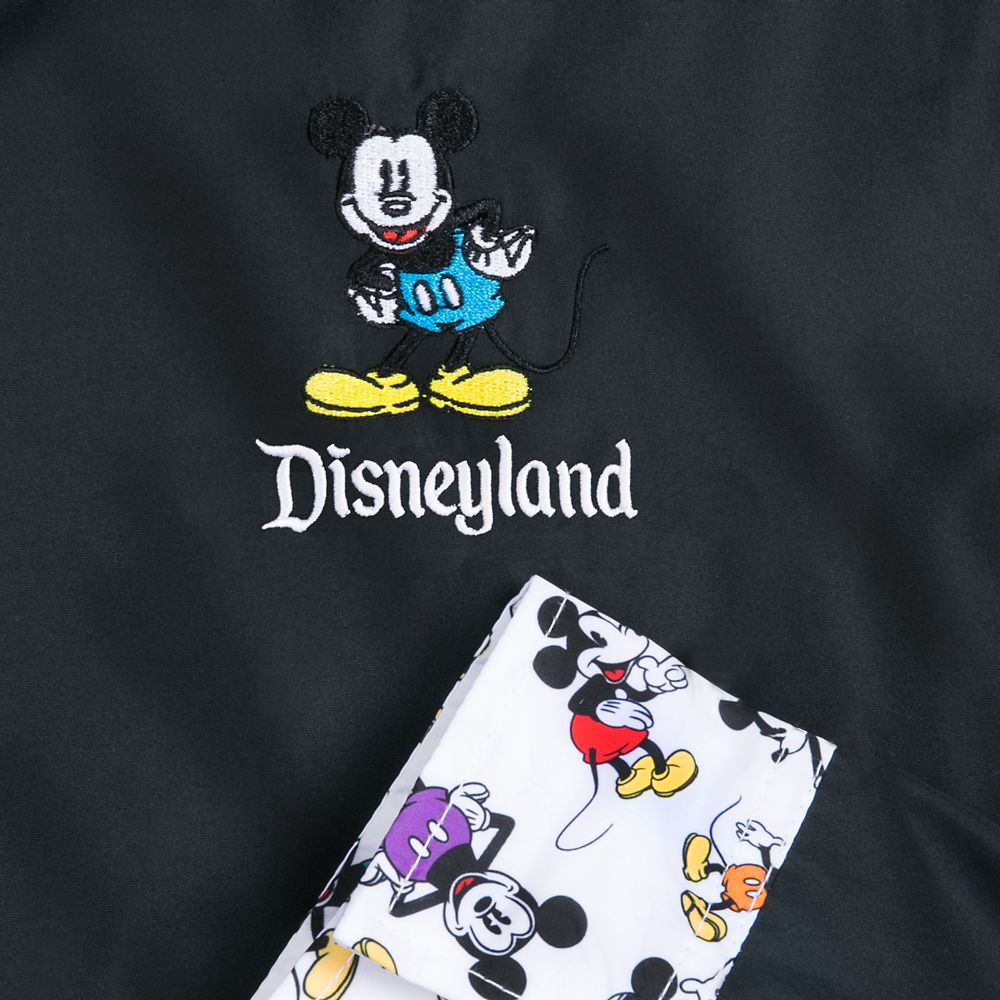 Mickey Mouse Lightweight Jacket for Women – Disneyland