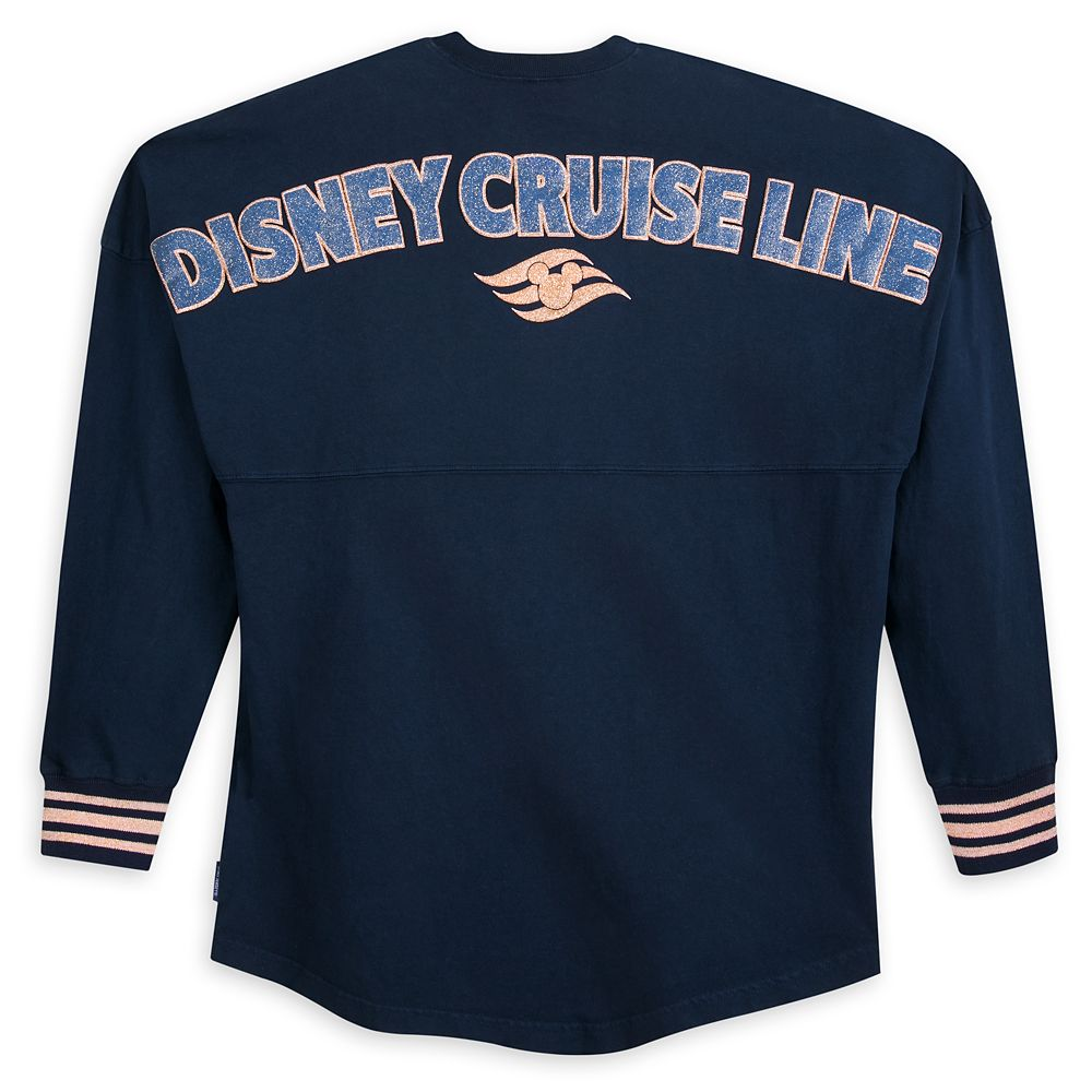 Disney Cruise Line Spirit Jersey for Adults – Navy