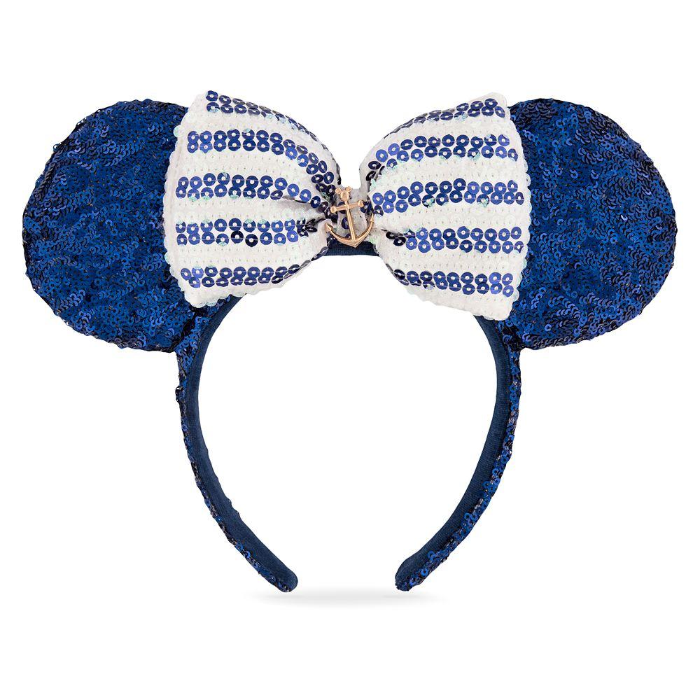 Minnie Mouse Ear Headband  Disney Cruise Line