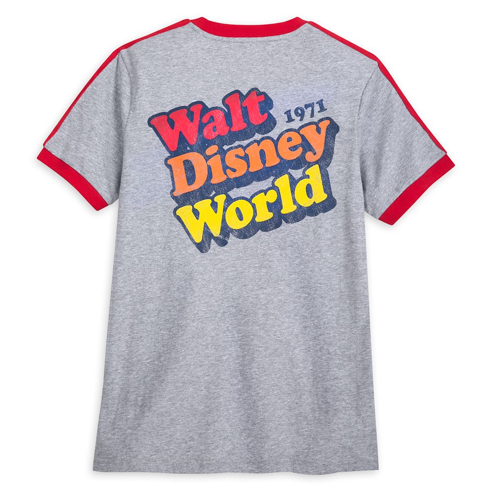 Walt Disney World Retro Ringer T-Shirt for Men