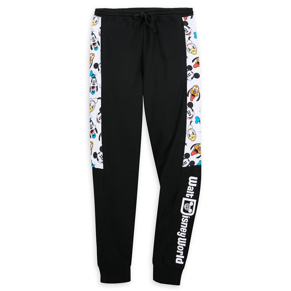 Mickey Mouse and Friends Sweatpants for Men – Walt Disney World
