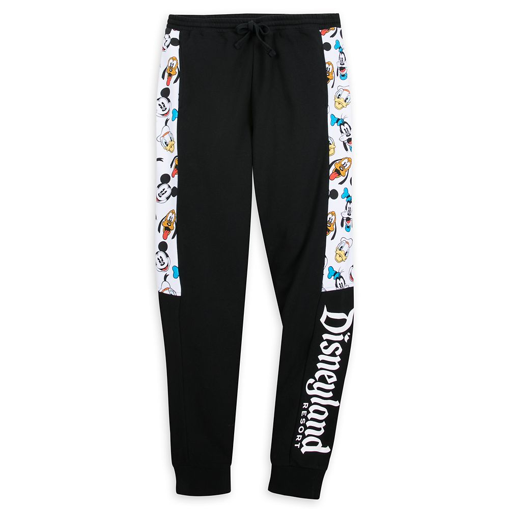 Mickey Mouse and Friends Sweatpants for Men – Disneyland