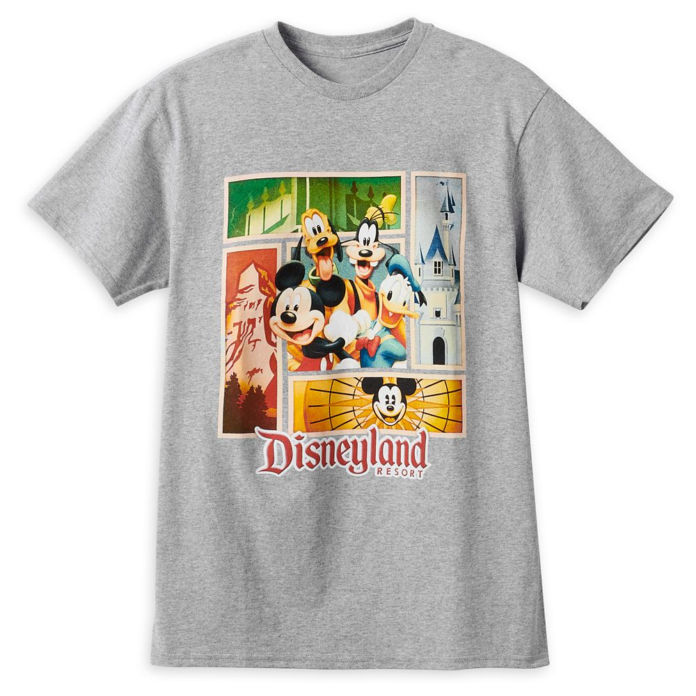 Mickey Mouse and Friends T-Shirt for Adults – Disneyland