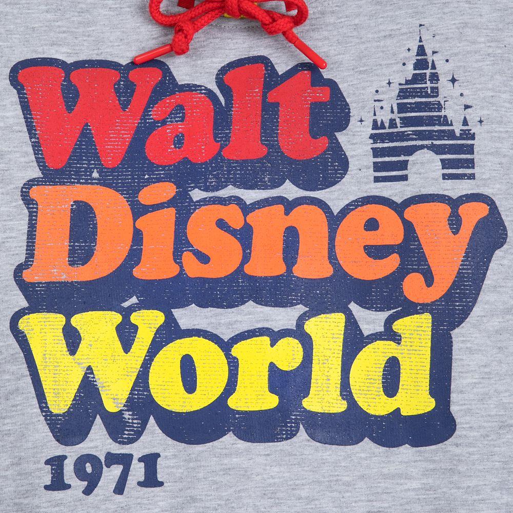Walt Disney World Pullover Hoodie for Women
