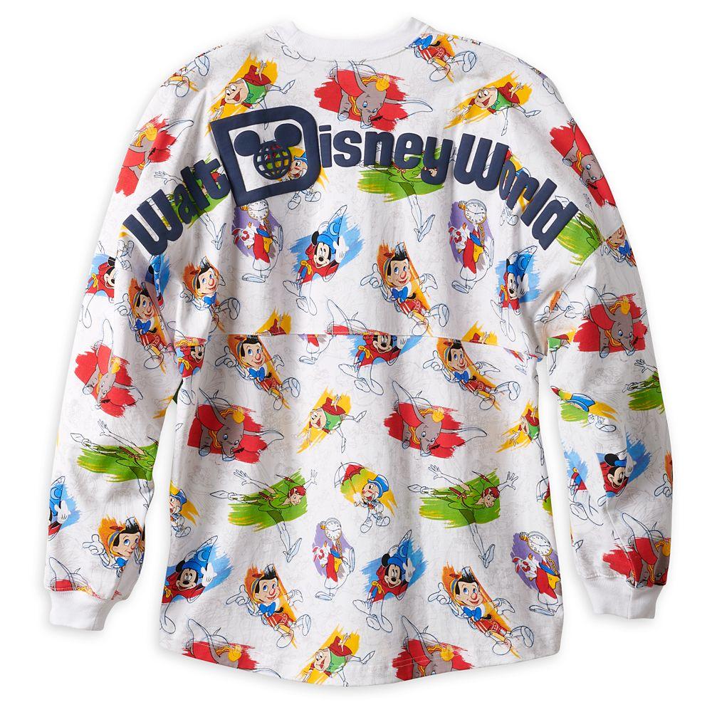 Disney Ink & Paint Spirit Jersey for Adults – Walt Disney World