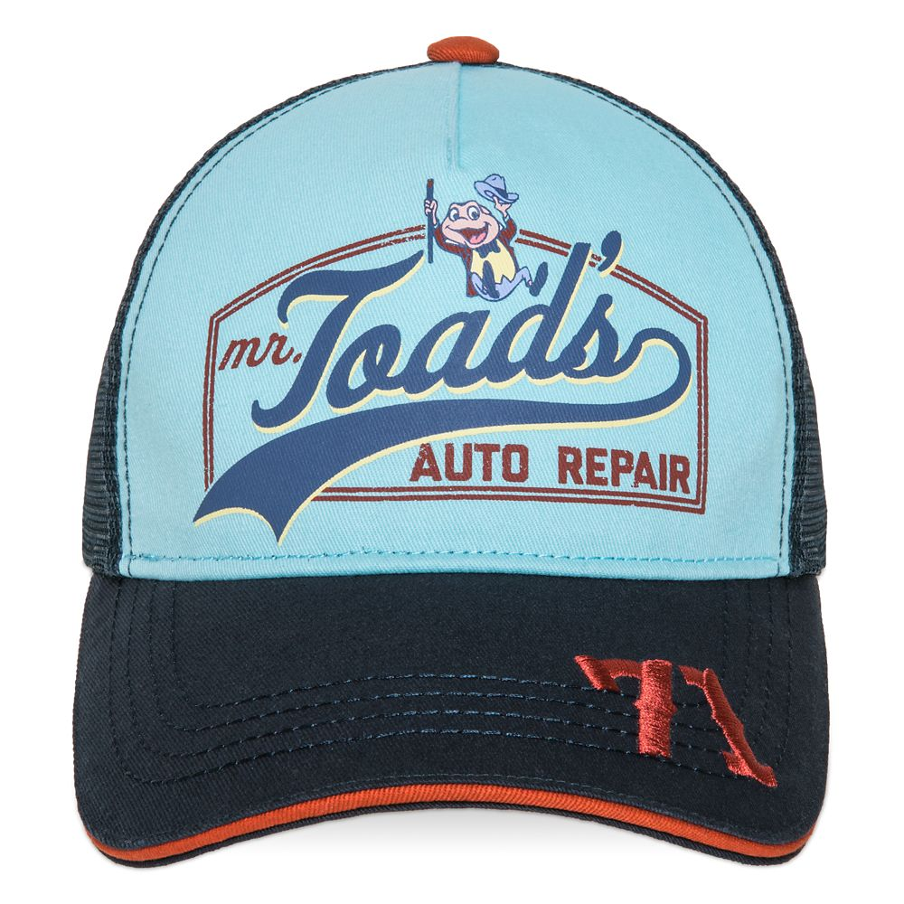Mr. Toad Baseball Cap for Adults – Walt Disney World