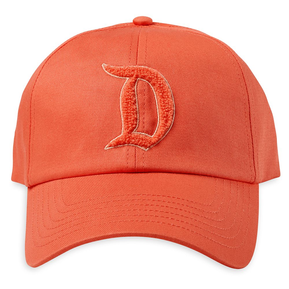 Disneyland Baseball Cap for Adults – Coral