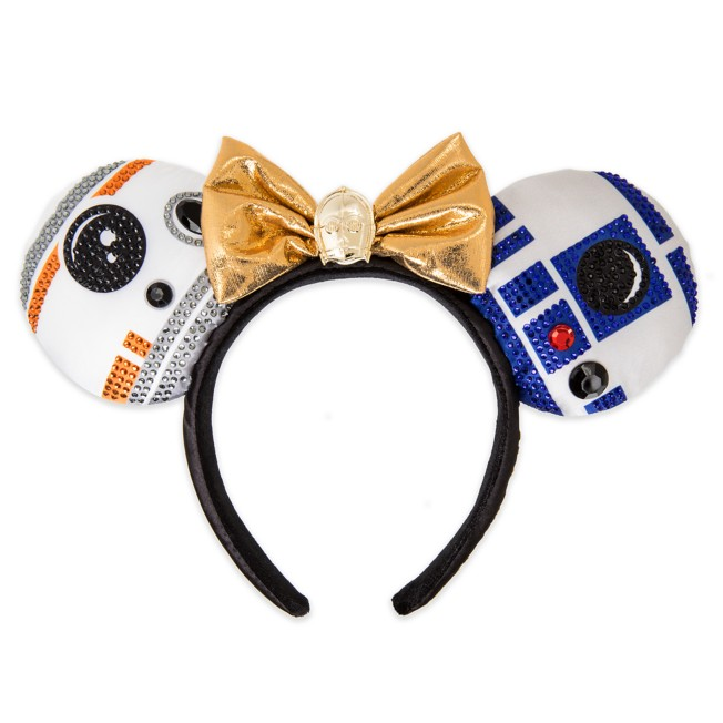 Droid Ear Headband by Ashley Eckstein for Her Universe – Star Wars – Limited Release