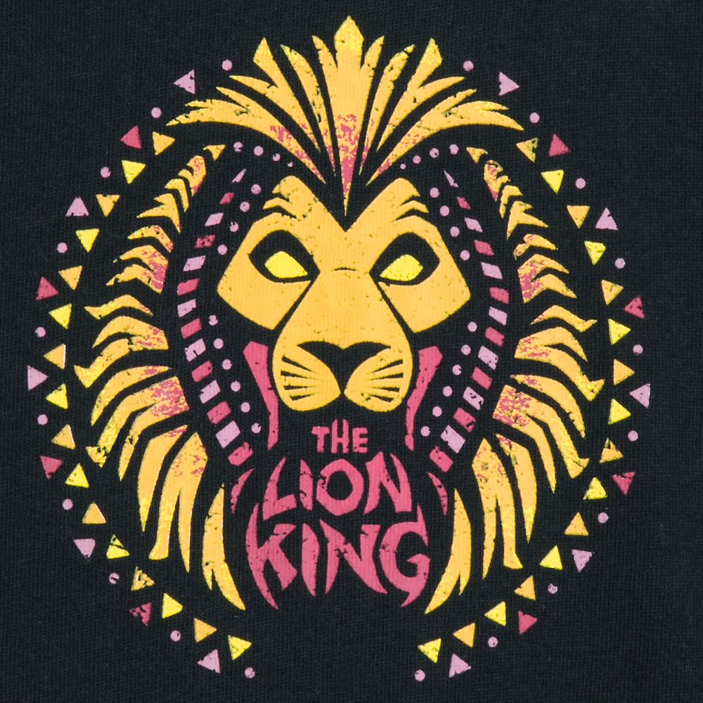The Lion King Pullover Hoodie T-Shirt for Adults – Disney's Animal Kingdom