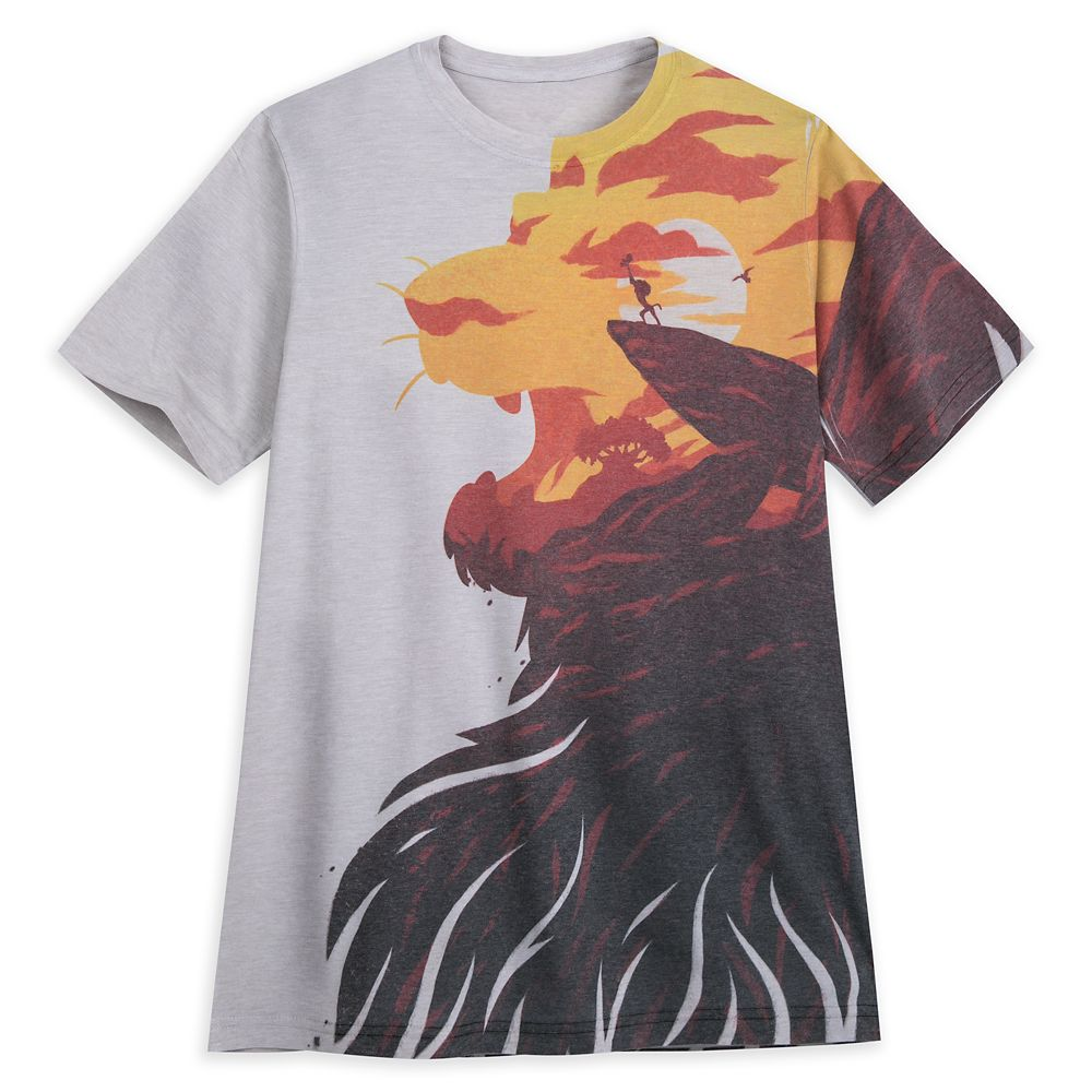 The Lion King Pride Rock T-Shirt for Adults
