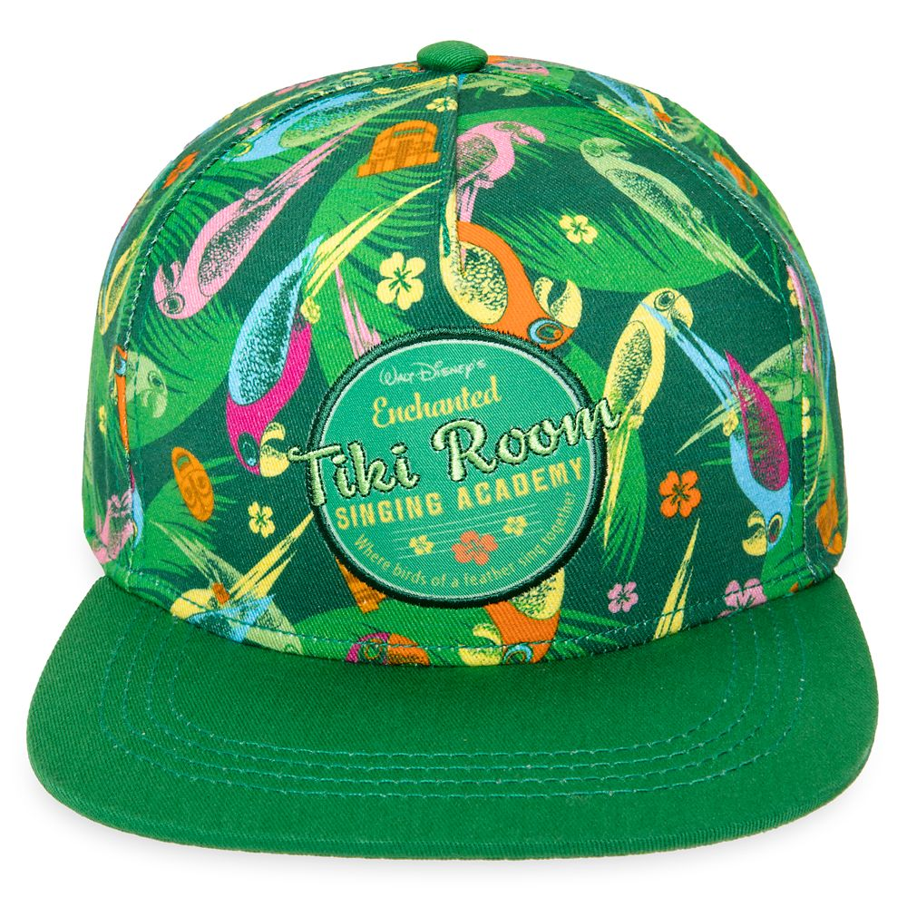 Enchanted Tiki Room Baseball Cap for Adults