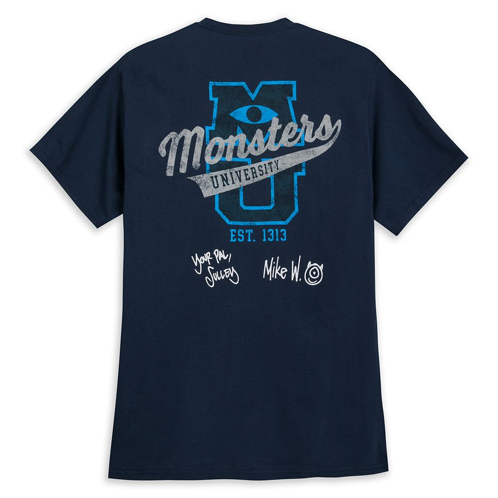 Mike and Sulley T-Shirt for Adults – Monsters University