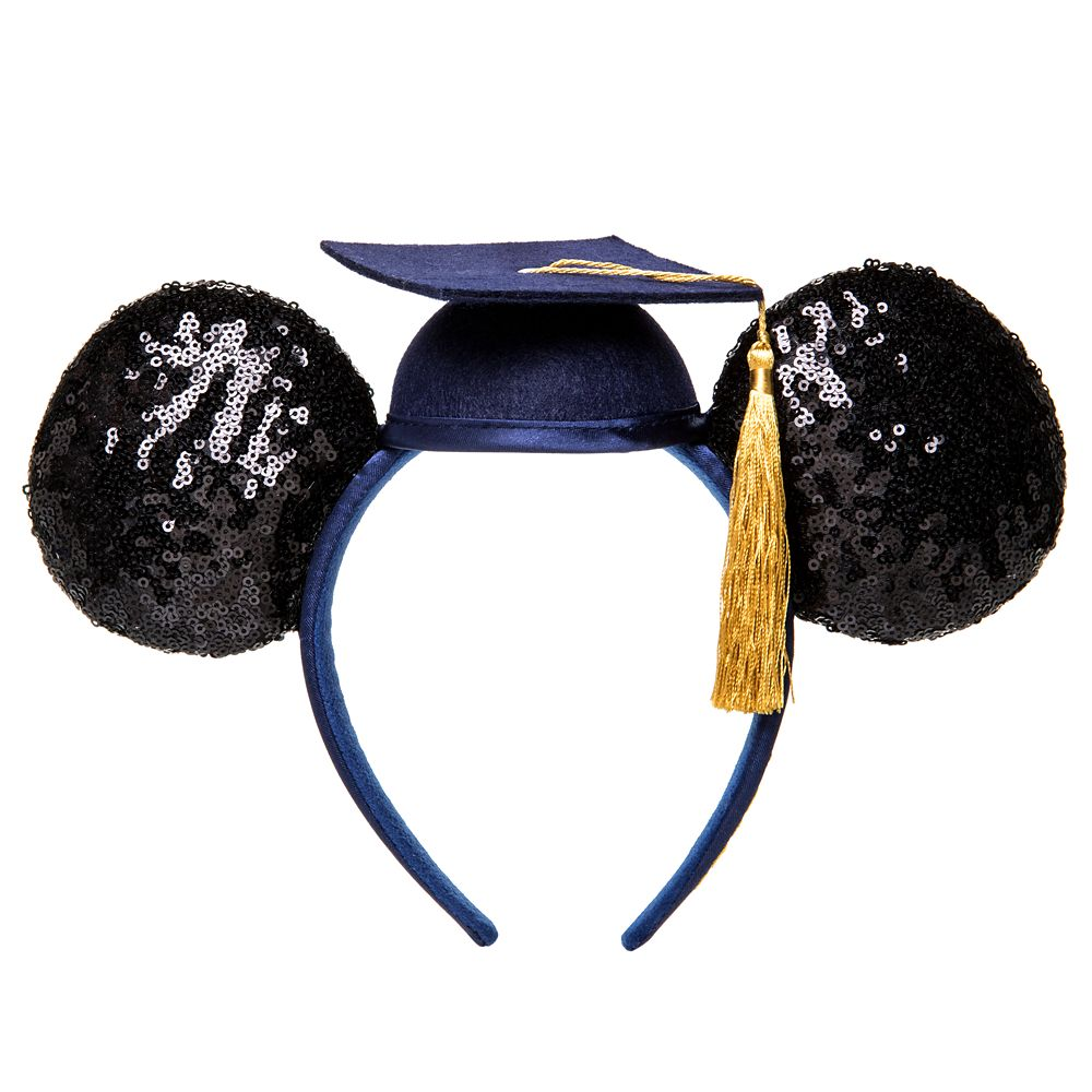 Mickey Mouse Graduation Cap Ear Headband – Class of 2020