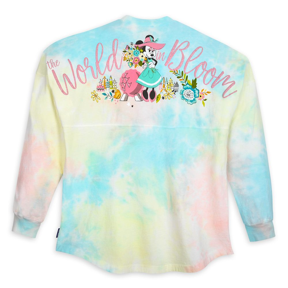Minnie Mouse Spirit Jersey for Adults – Epcot International Flower and Garden Festival 2020