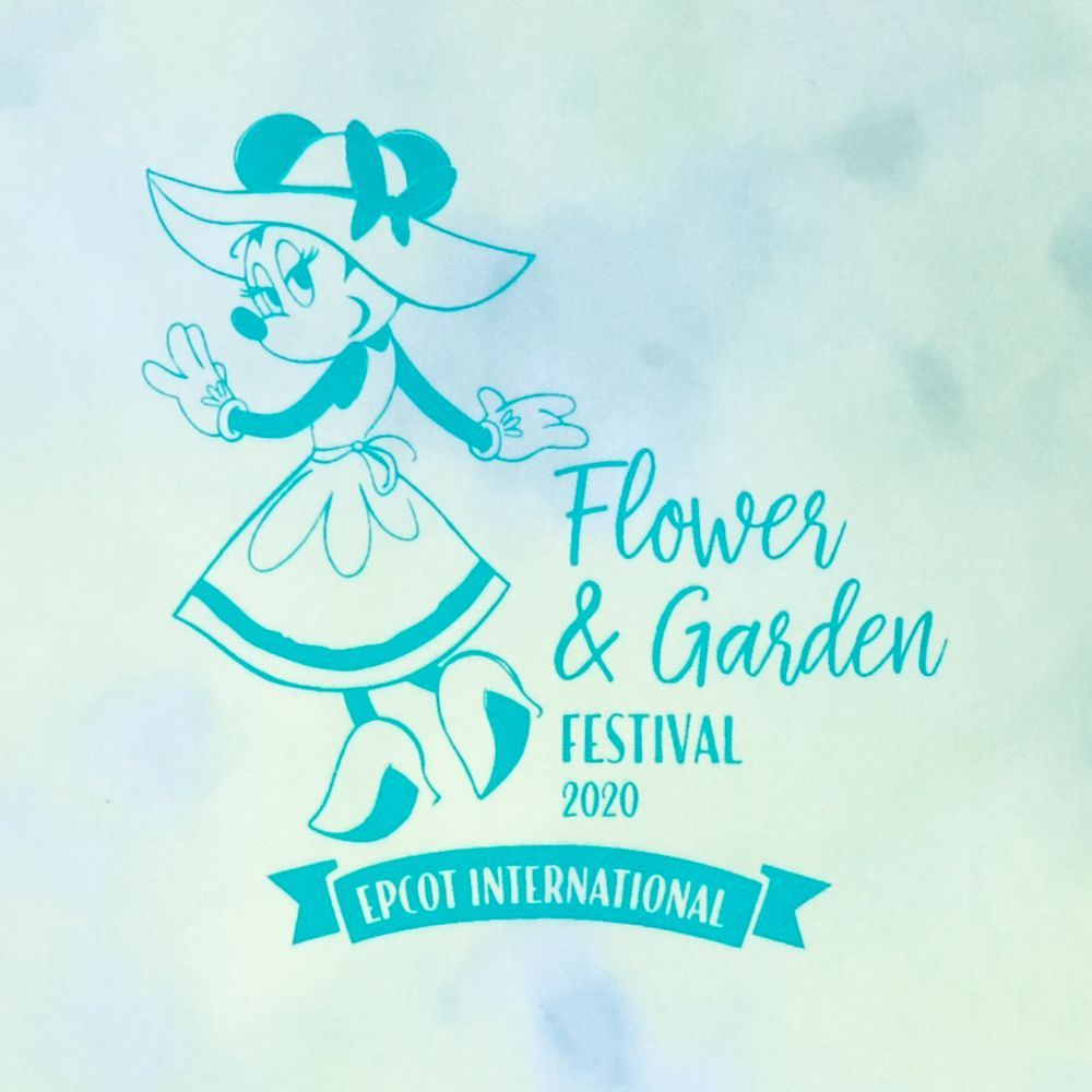 Minnie Mouse Windbreaker for Women by Spirit Jersey – Epcot International Flower and Garden Festival 2020