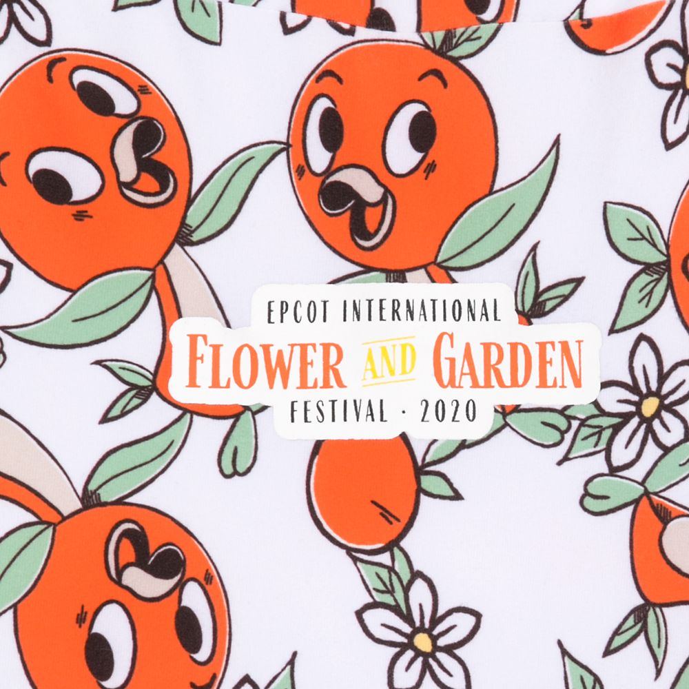 Orange Bird Leggings for Women – Epcot International Flower and Garden Festival 2020