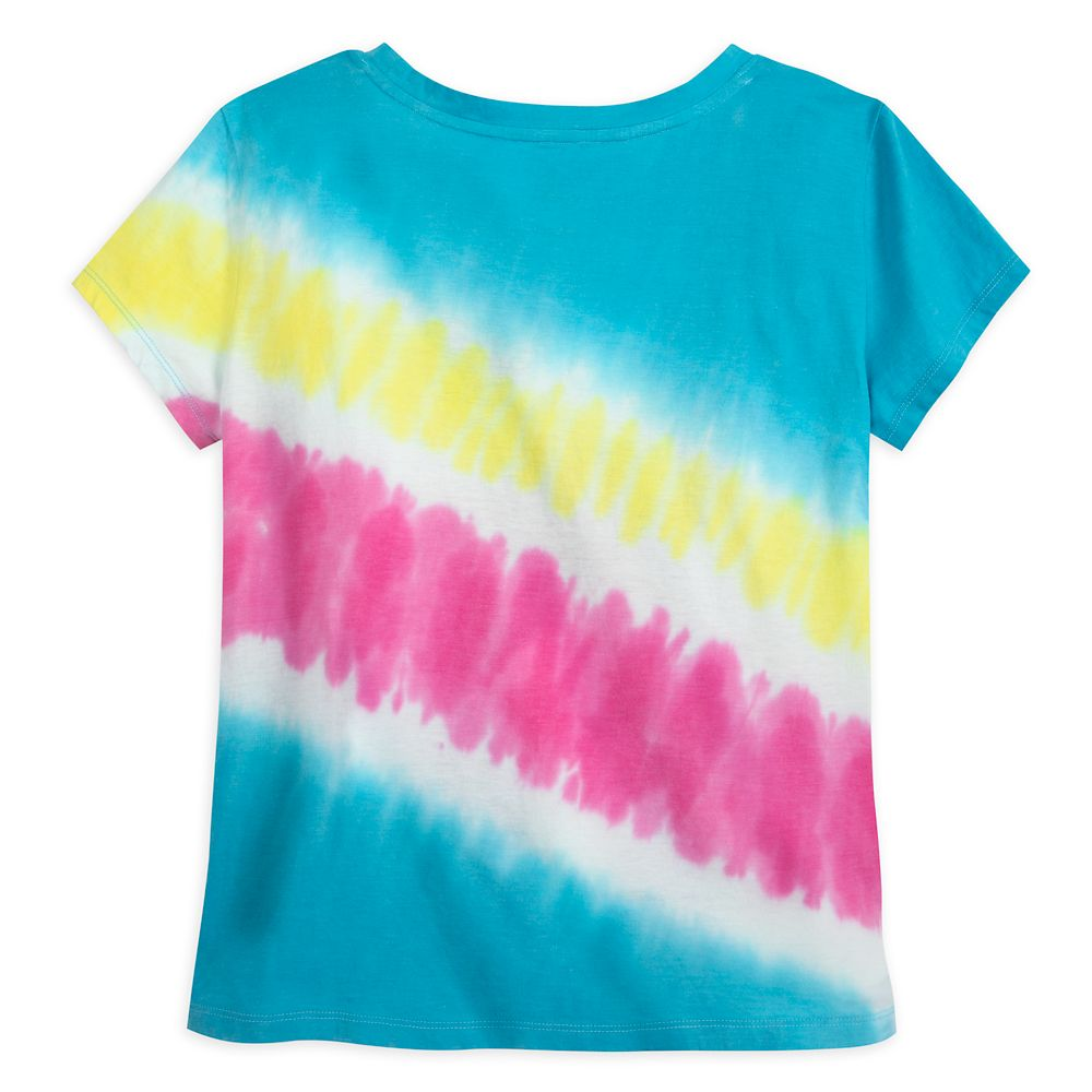 Walt Disney World Logo Tie-Dye T-Shirt for Women