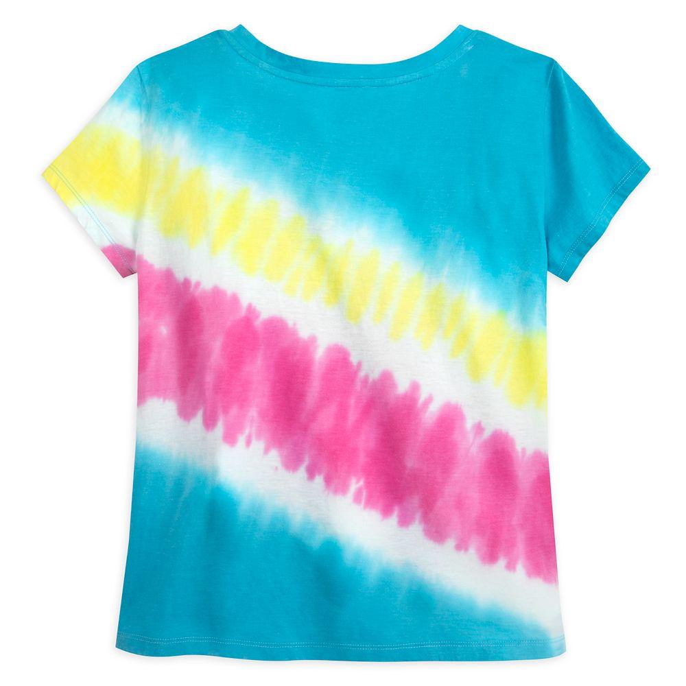 Disneyland Logo Tie-Dye T-Shirt for Women