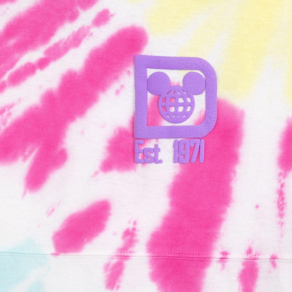 Walt Disney World Logo Tie-Dye Spirit Jersey for Adults