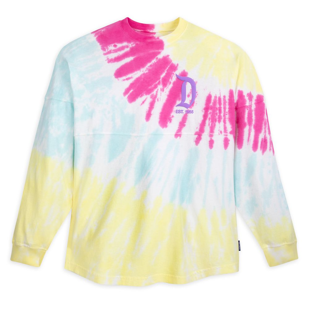 Disneyland Logo Tie Dye Spirit Jersey for Adults