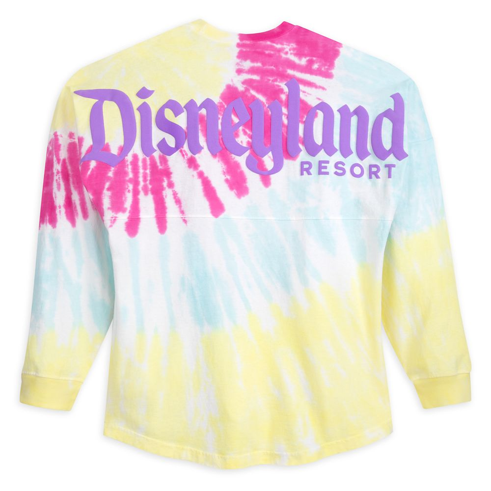 Disneyland Logo Tie-Dye Spirit Jersey for Adults