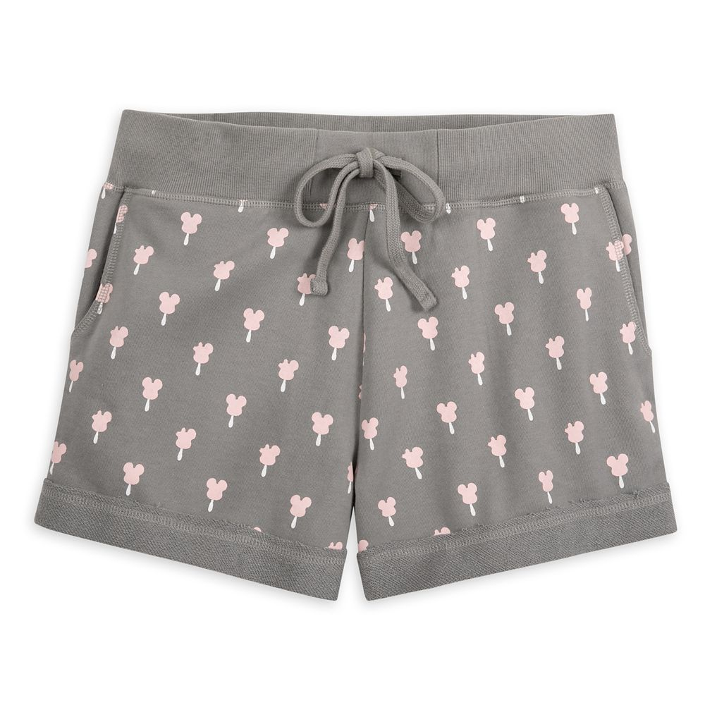 Mickey Mouse Ice Cream Bar Shorts for Women – Walt Disney World