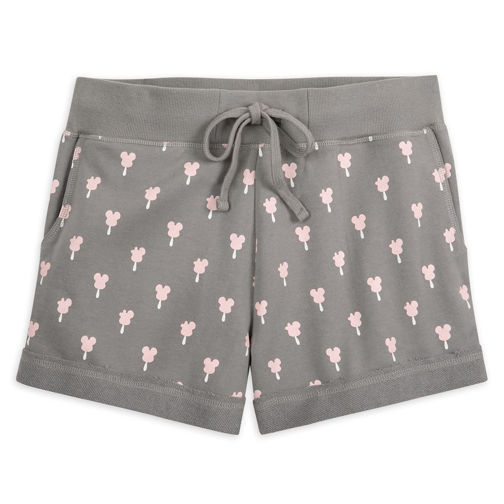 Mickey Mouse Ice Cream Bar Shorts for Women – Disneyland