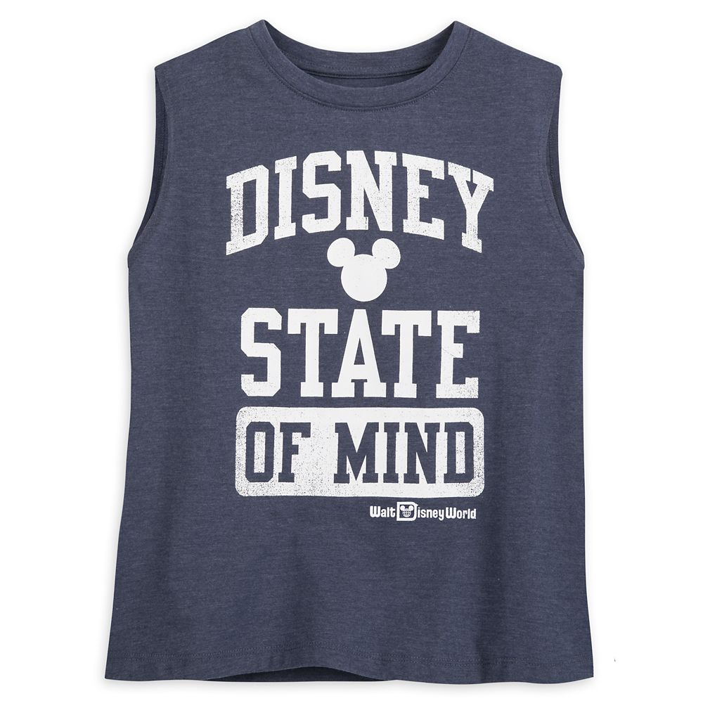Walt Disney World Collegiate Tank Top for Women