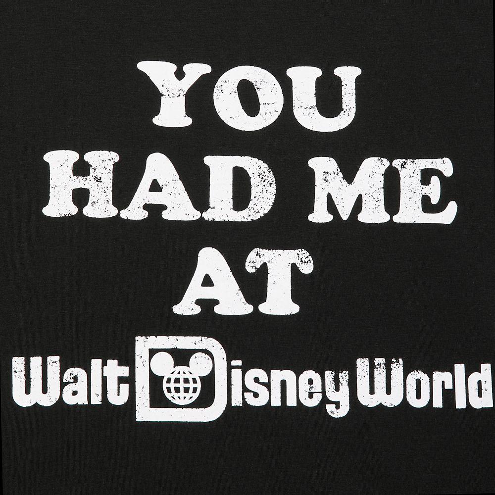Walt Disney World Sleeveless T-Shirt for Women