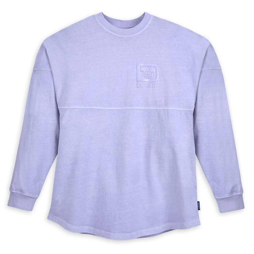 Walt Disney World Spirit Jersey for Adults – Lavender