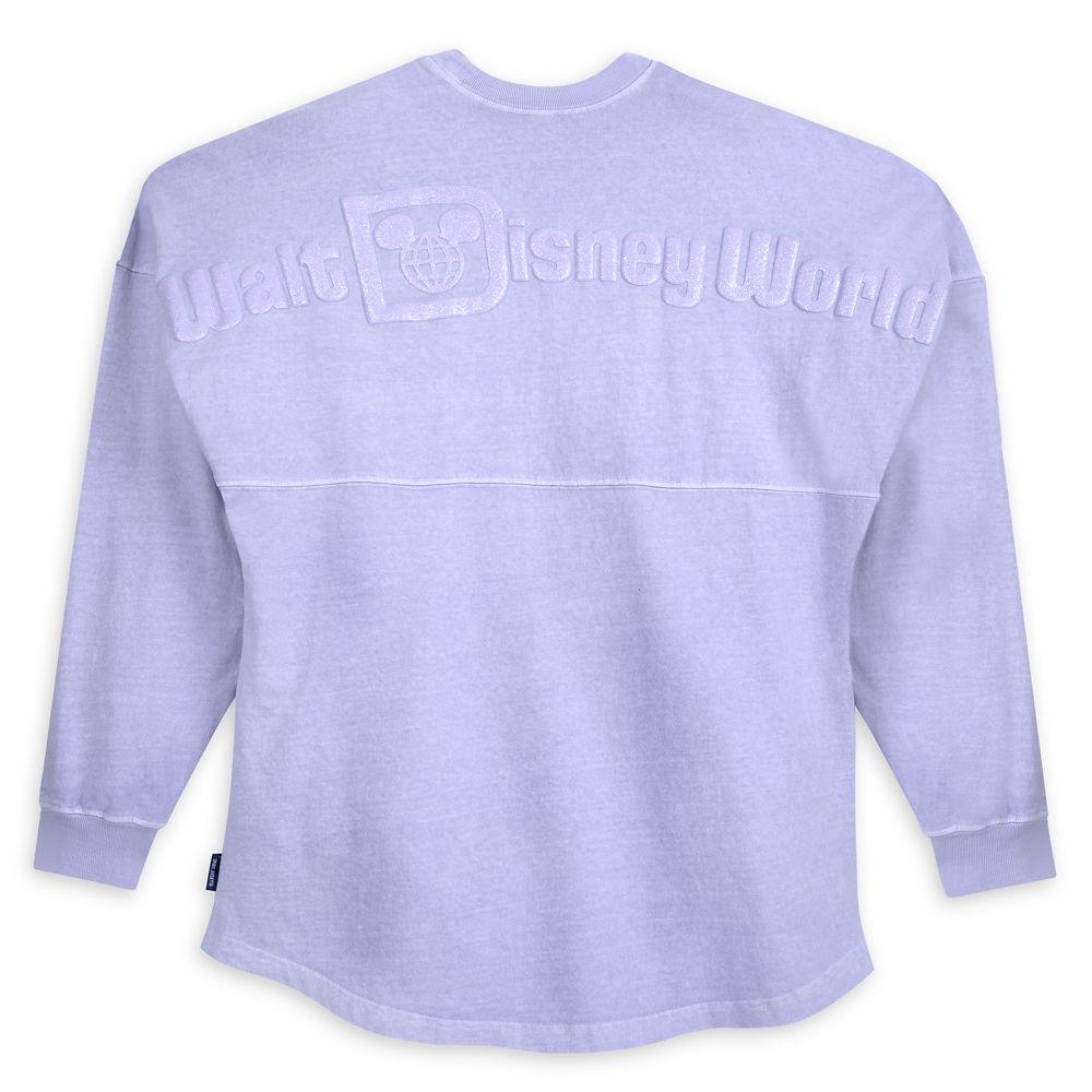 Walt Disney World Spirit Jersey for Adults – Lavender