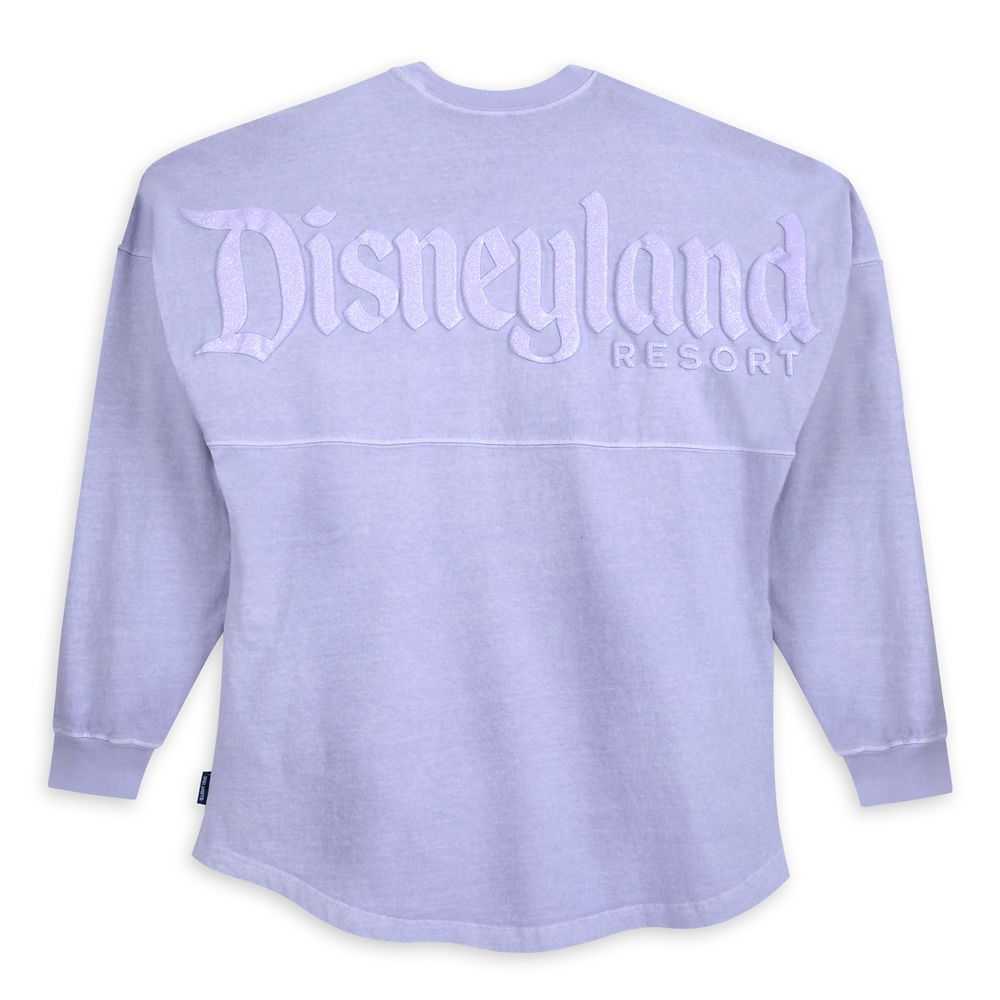 Disneyland Spirit Jersey for Adults – Lavender
