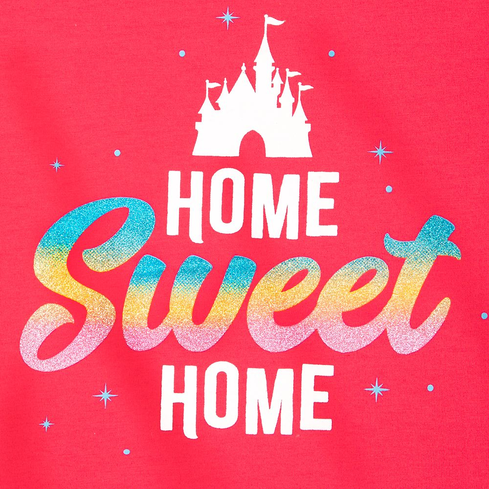 Fantasyland Castle ''Home Sweet Home'' Tank Top for Women