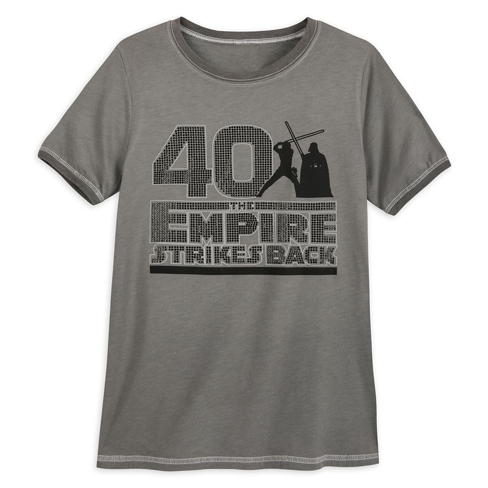Star Wars: The Empire Strikes Back 40th Anniversary T-Shirt for Women