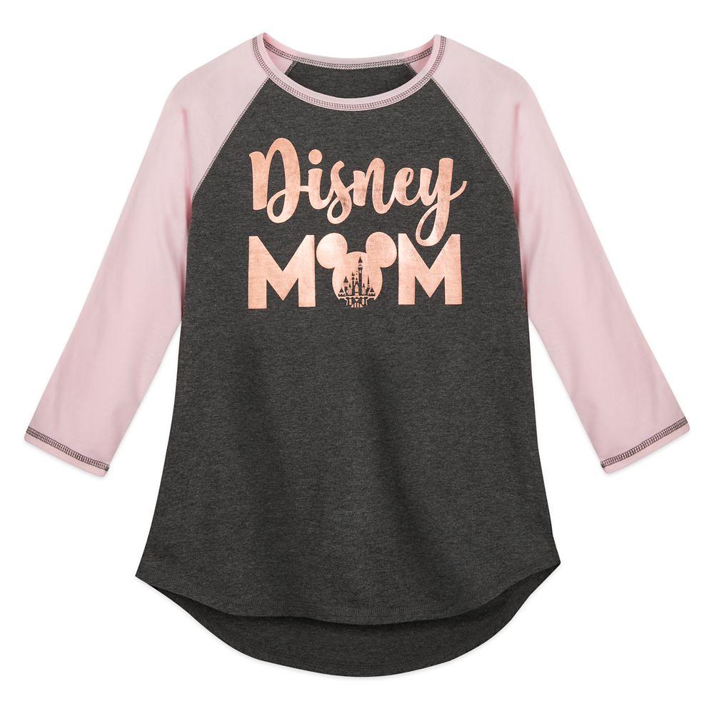 Disney Mom Raglan T-Shirt for Women