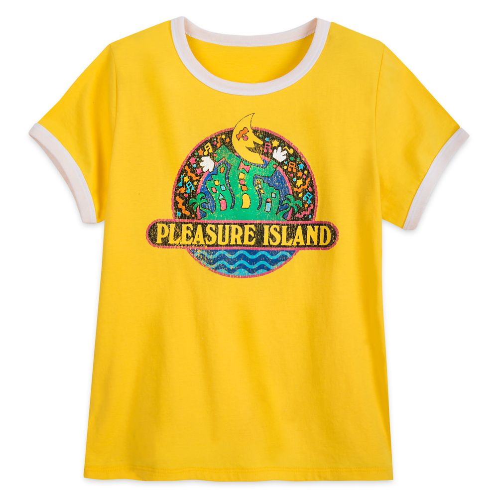 Pleasure Island Ringer T-Shirt for Women – Walt Disney World