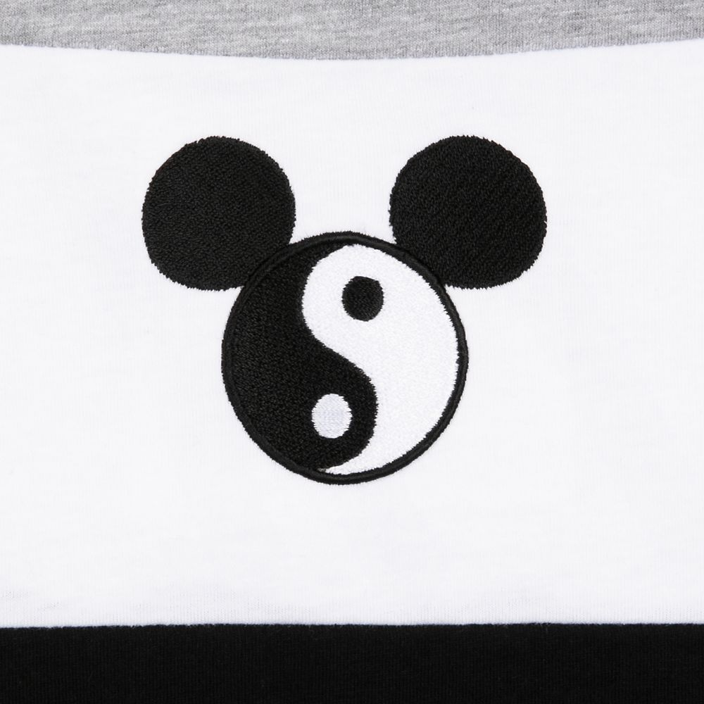 Mickey Mouse Yin & Yang Ringer Tank Top for Adults