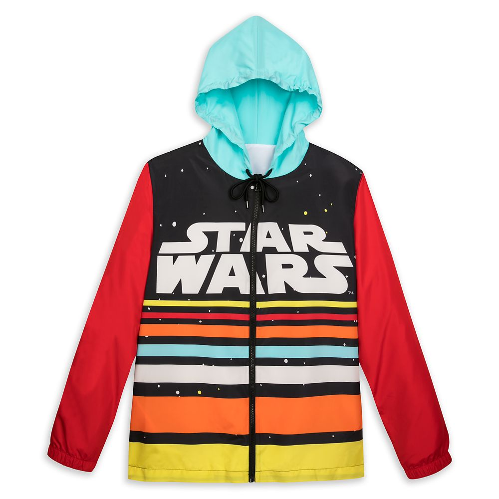 Star Wars Classic Windbreaker for Adults