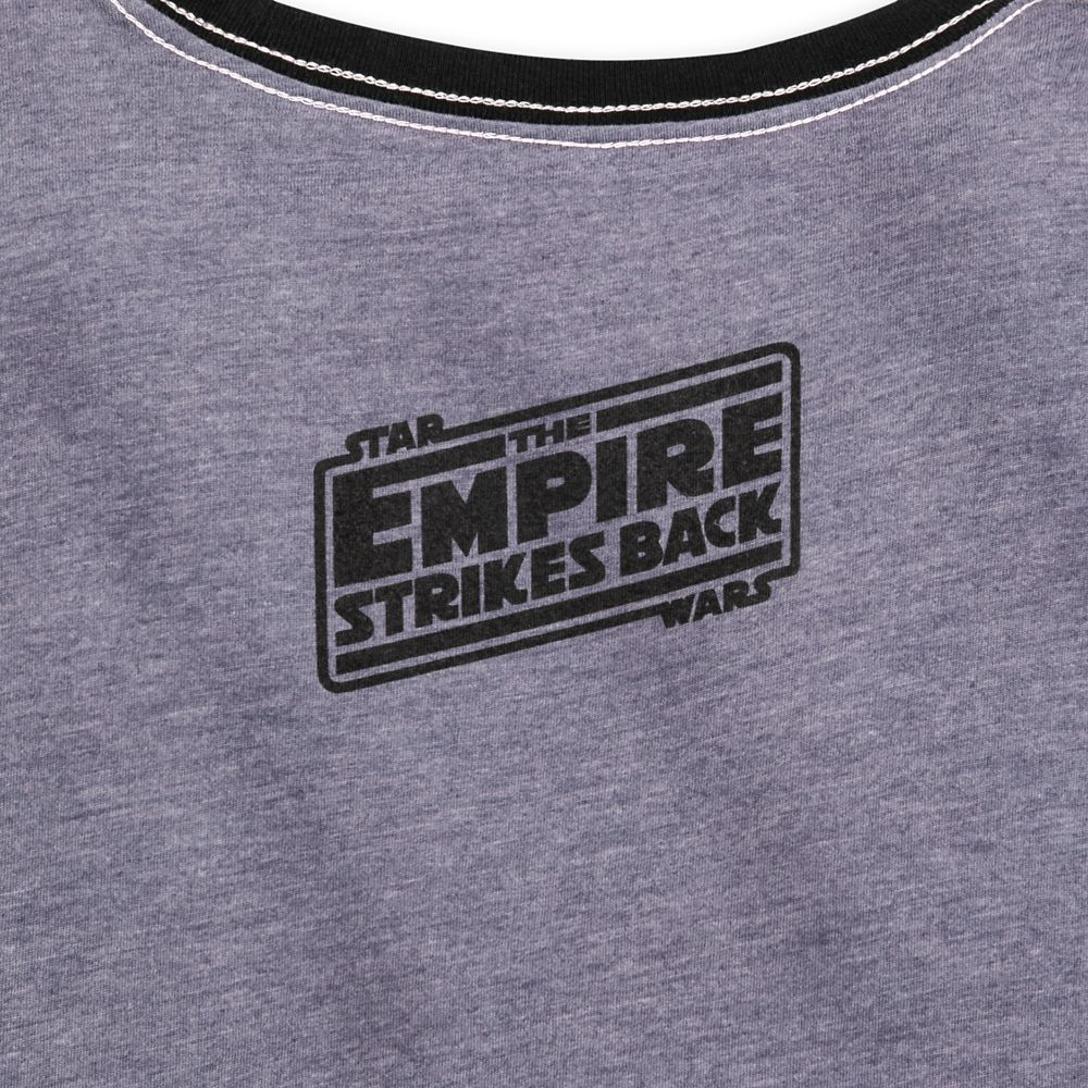 Star Wars: The Empire Strikes Back Ringer Tee for Adults