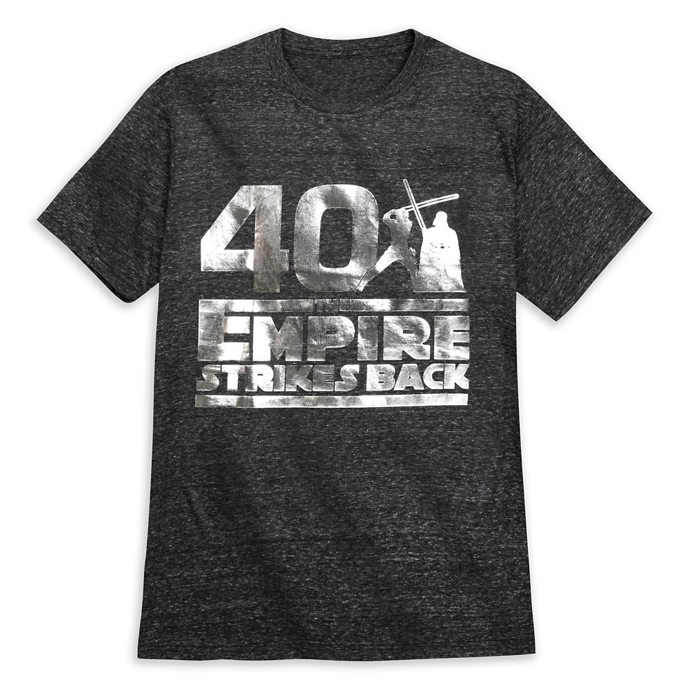 Star Wars: The Empire Strikes Back T-Shirt for Adults – 40th Anniversary