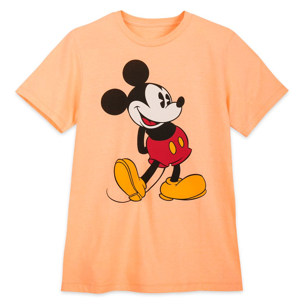 Mickey Mouse Classic T-Shirt for Adults – Mango