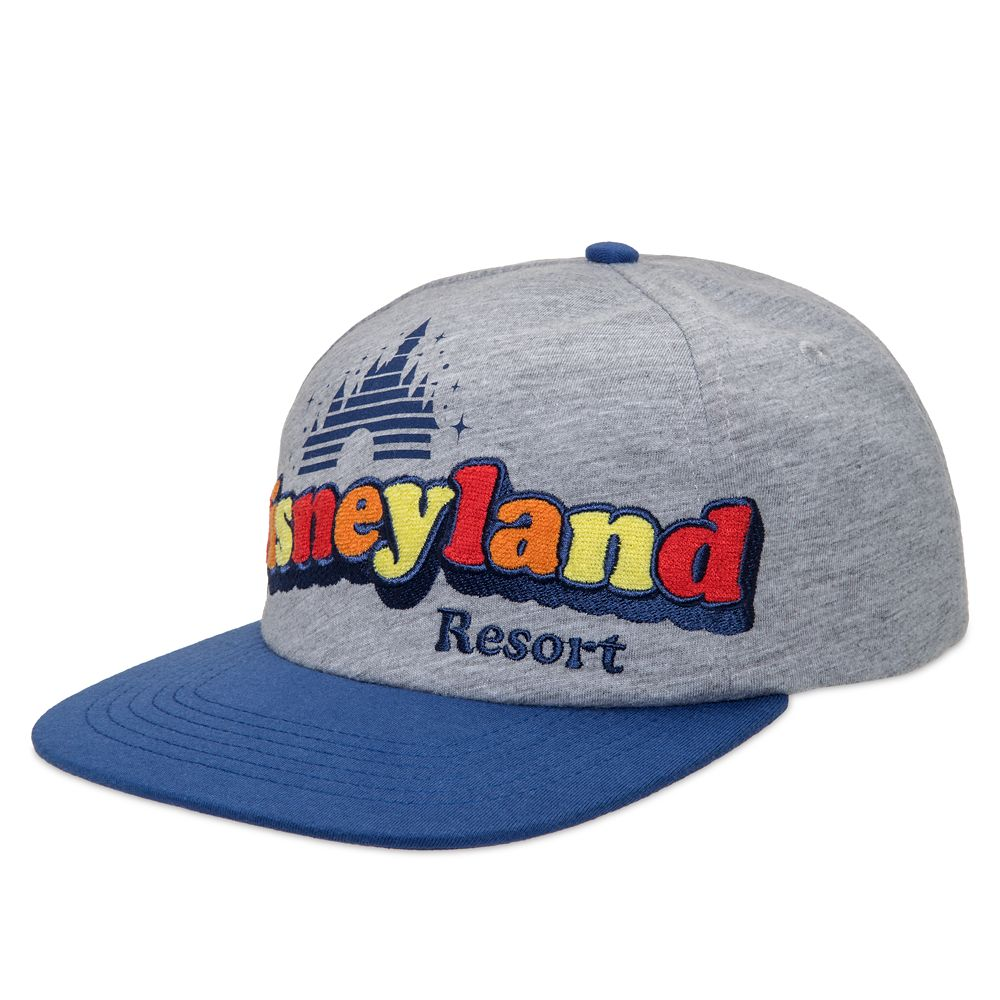 Disneyland Retro Logo Baseball Cap for Adults